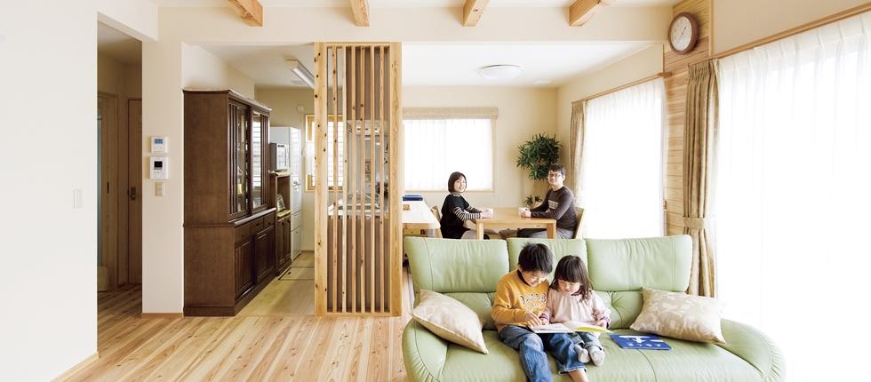 HKハウス 舞多聞西の家 - 自然素...